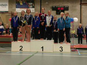 Friese kampioenschappen 28-5